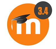 Moodle 3.4 Logo